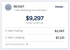 Booking Anniversary Play | Ascent360